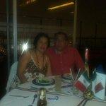 terraza del hotel noche mexicana