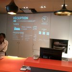 Reception - Ibis Gare du Nord