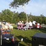 Campground Birthday Party