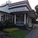三巴旺公園內的餐廳