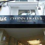 Hanoi Twins Hotel Foto