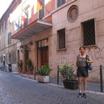 Hotel Tirreno exterior