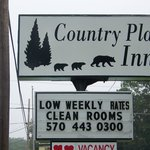 Country Place Inn & Suites Foto