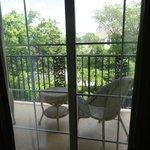 Corner Room 316 - Balcony