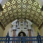 Ceiling detail