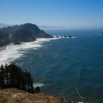View from Cape Meares, North of B&B