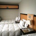 Habitación del Hotel Mariel