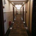 Stuffy Common Corridor