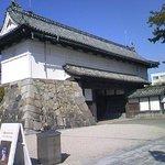 Saga Castle Shachinomon & Tsuzuki Yagura