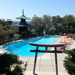 Magiskt poolområde!