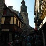 Dalla Rue de l'Horloge