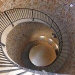 Keep staircase