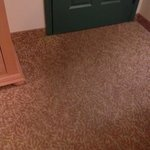 Dirty Carpet  - Country Inn & Suites