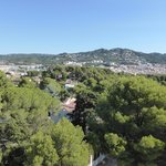 View of Lloret town