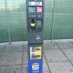 Deuce Ticket Vending Machine