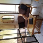 Sitting area - room 11