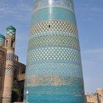 Il blu di Khiva