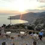 From Sarande Castle
