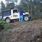 Vanya off road jeep
