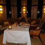 Private dining in the Snug