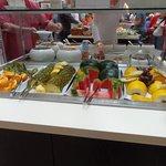 Il buffet della frutta