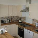 Delfryn - Open Plan Kitchen