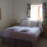 Delfryn - Double Bedroom