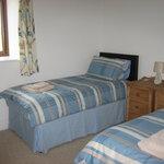Delfryn - Twin Bedroom