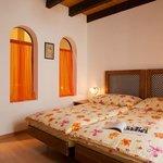 Zaffiro bedroom