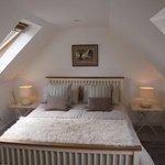 Owls Loft luxury king size bed