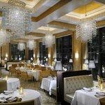 Celebrities Restaurant at One&Only Royal Mirage, Dubai overview