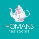 Homans tea logo