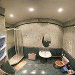 Ванная комната на 1-ом этаже