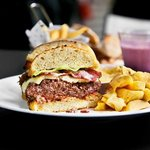 THE BURGER !!!