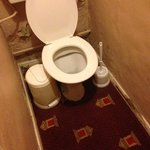 bar toilets