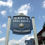 Babe's Grill House + Sports Lounge