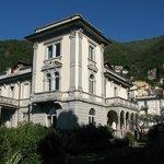 Villa where I stayed