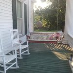 Relaxing Porch with Swing