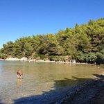 Lovrecina Bay
