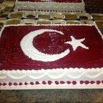 Cake on Turkish Night