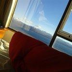 Vista desde la cama, Habitacion 15