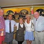 Hurleys & Reillys with Lucio & Allesandra