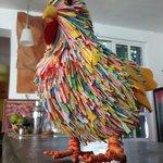 mucho arte en Azafran!