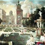 Pintura de Arte Europeo Medieval