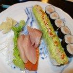 awesome sushis sashimi