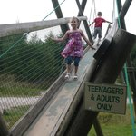Some of the things my kids were too young to go on (we're a naughty family!)