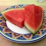 morning watermelon