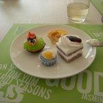 Desserts du midi