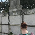 From Lafayette Cemetary