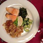 Nice and Healthy Wild King's Salmon from Alaska